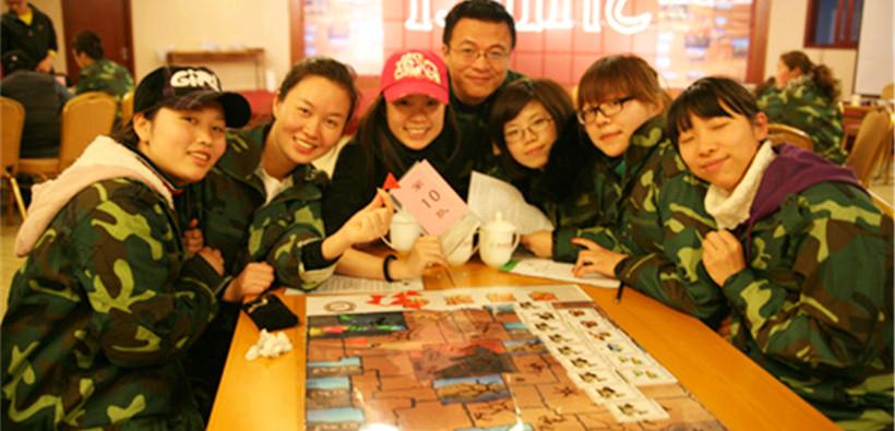 深圳企業內訓-沙漠掘金