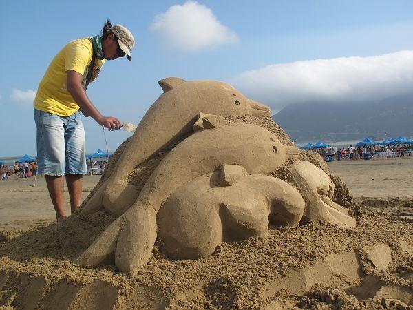印象沙雕—發揮創意力
