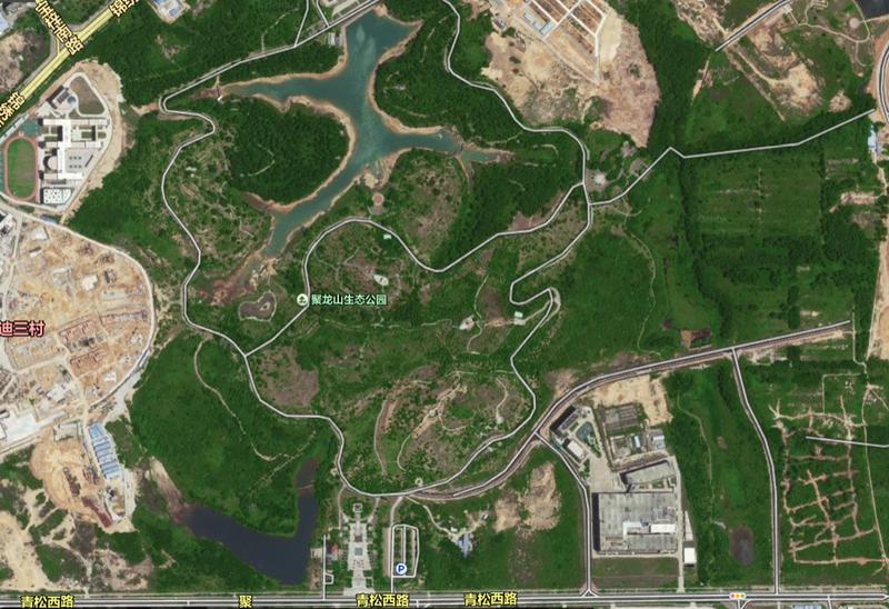 聚龍山定向拓展—深圳最大濕地公園