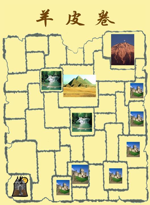 沙漠掘金—羊皮卷