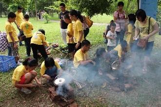 部落午餐—拓展訓練